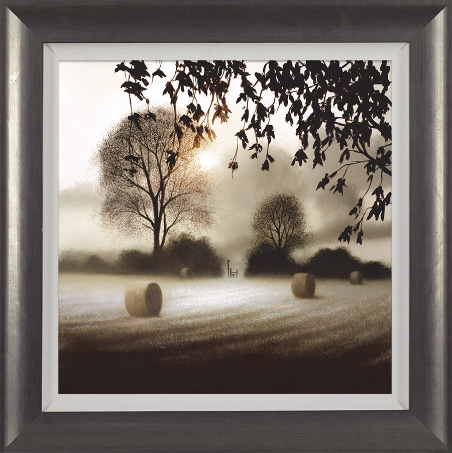 The Way Ahead by John Waterhouse - Limited Edition on Paper sized 20x20 inches. Available from Whitewall Galleries